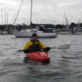 River Hamble - March 2012