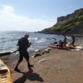 Sea Kayaking Weekend - 2nd August 2014